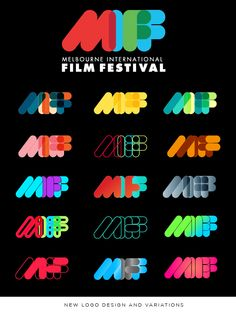 MIFF colours